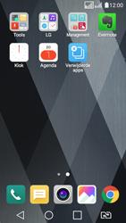 LG K4 2017 - e-mail - handmatig instellen - stap 3