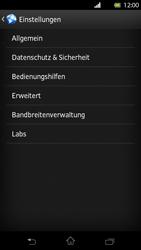 Sony Xperia T - Internet - Manuelle Konfiguration - Schritt 20