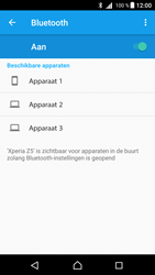 Sony Xperia Z5 Compact - Android Nougat - Bluetooth - koppelen met ander apparaat - Stap 8