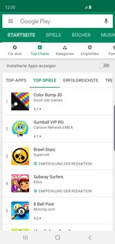 Samsung Galaxy S10 - Apps - Herunterladen - 7 / 18