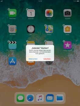 Apple iPad mini 2 - Apps - Löschen und wiederherstellen von vorinstallierten iOS-Apps - 4 / 13