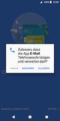 Sony Xperia XZ2 Compact - E-Mail - Konto einrichten (outlook) - 13 / 19