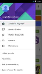 Wiko jimmy - Applications - Comment vérifier les mises à jour des applications - Étape 5