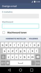 LG K4 - E-mail - Account instellen (IMAP zonder SMTP-verificatie) - Stap 7