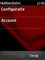 Nokia Asha 300 - MMS - Automatisch instellen - Stap 10