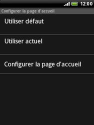 HTC A3333 Wildfire - Internet - configuration manuelle - Étape 19