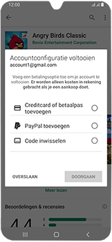 Samsung Galaxy A40 - Applicaties - Download apps - Stap 18