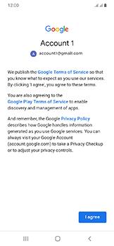 Samsung Galaxy A20e - E-mail - Manual configuration (gmail) - Step 12