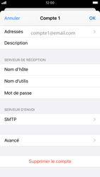 Apple iPhone 6s - iOS 14 - E-mail - Configuration manuelle - Étape 25