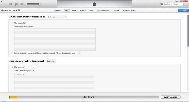 Apple iPhone 5 met iOS 7 - Software - PC-software installeren - Stap 10