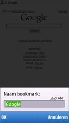 Nokia C5-03 - internet - hoe te internetten - stap 5