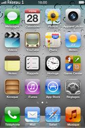Apple iPhone 4 S - Réseau - Sélection manuelle du réseau - Étape 7