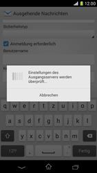 Sony Xperia Z1 Compact - E-Mail - Konto einrichten - 16 / 21