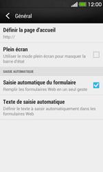 HTC Desire 500 - Internet - configuration manuelle - Étape 22