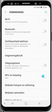 Samsung Galaxy A9 - Bellen - bellen via 4G (VoLTE) - Stap 5
