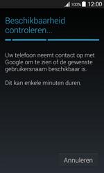 Samsung G357 Galaxy Ace 4 - Applicaties - Account instellen - Stap 11