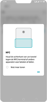 LG g7-fit-dual-sim-lm-q850emw-android-pie - NFC - NFC activeren - Stap 4