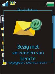 Sony W595 - E-mail - E-mails verzenden - Stap 16