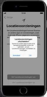 Apple iPhone 8 Plus (Model A1897) - Instellingen aanpassen - Activeer het toestel en herstel jouw iCloud-data - Stap 24