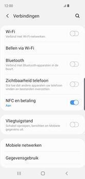 Samsung Galaxy S10e - internet - data uitzetten - stap 5