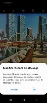 Samsung Galaxy A20e - Photos, vidéos, musique - Prendre une photo - Étape 4