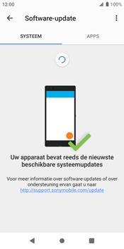 Sony xperia-xz2-h8216-android-pie - Software updaten - Update installeren - Stap 7