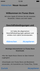 Apple iPhone 5c iOS 9 - Apps - Einrichten des App Stores - Schritt 11