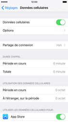 Apple iPhone 6s iOS 10 - Internet - configuration manuelle - Étape 5
