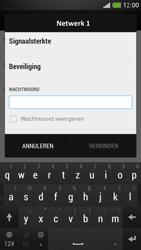 HTC One Mini - wifi - handmatig instellen - stap 7