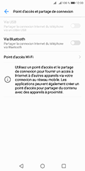 Huawei Y5 (2018) - Internet - comment configurer un point d'accès mobile - Étape 5