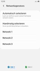 Samsung galaxy-xcover-4s-dual-sim-sm-g398fn - Netwerk selecteren - Handmatig een netwerk selecteren - Stap 12