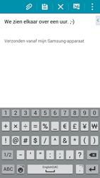 Samsung A500FU Galaxy A5 - e-mail - hoe te versturen - stap 10