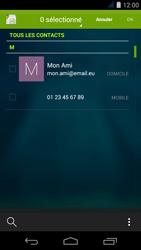 Acer Liquid Jade S - MMS - Envoi d