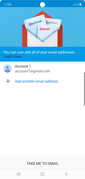 Samsung Galaxy Note 10 - E-mail - 032a. Email wizard - Gmail - Step 13