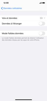 Apple iPhone 11 Pro - Réseau - Comment activer une connexion au réseau 4G - Étape 5
