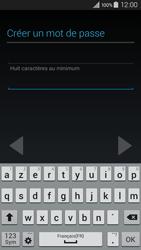 Samsung A300FU Galaxy A3 - Applications - Créer un compte - Étape 11