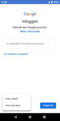 Sony xperia-xz2-compact-h8314-android-pie - Applicaties - Account aanmaken - Stap 6