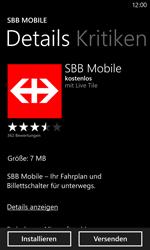 Nokia Lumia 820 / Lumia 920 - Apps - Installieren von Apps - Schritt 15