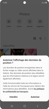 Samsung Galaxy Note 10 Lite - Photos, vidéos, musique - Envoyer une photo via Bluetooth - Étape 4