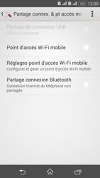 Sony Xperia E4g - Internet et connexion - Partager votre connexion en Wi-Fi - Étape 12
