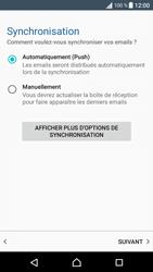 Sony Sony Xperia E5 (F3313) - E-mail - Configuration manuelle (outlook) - Étape 13
