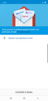 Samsung Galaxy Note10 - E-mail - Configuration manuelle - Étape 7