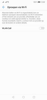 Huawei P20 Lite Dual-SIM (Model ANE-LX1) - Bellen - WiFi Bellen (VoWiFi) - Stap 6