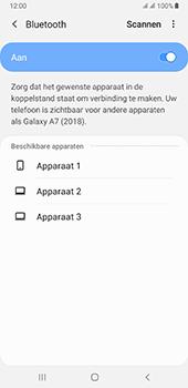 Samsung galaxy-a7-dual-sim-sm-a750fn-android-pie - Bluetooth - Aanzetten - Stap 6