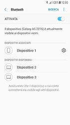 Samsung Galaxy A5 (2016) - Android Nougat - Bluetooth - Collegamento dei dispositivi - Fase 9
