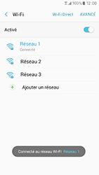 Samsung Galaxy A3 (2017) - WiFi - Configuration du WiFi - Étape 9