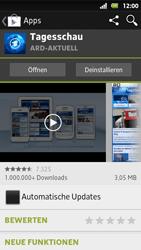 Sony Xperia Sola - Apps - Herunterladen - 0 / 0
