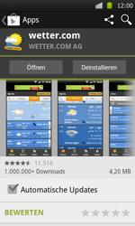Samsung I9000 Galaxy S - Apps - Herunterladen - Schritt 15