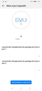 Huawei P30 - Logiciels - Installation de mises à jour - Étape 6