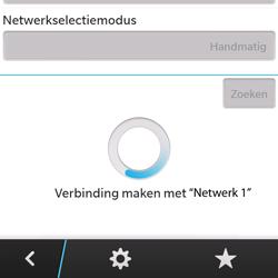 BlackBerry Q5 - netwerk en bereik - gebruik in binnen- en buitenland - stap 10